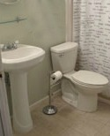 There are some tricks to fixing a toilet. It does not need to be hard and you can save yourself hundreds of dollars of repair money if you learn what to look for.
