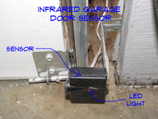 garage door sensorGarage Door Sensor Problems  Garage Doors  Doors  Repair Topics
