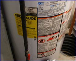 Gas Hot Water Heater Lighting Instructions
