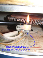 gas water heater thermocouple pic5