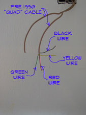 Fixing Phone Jack Wiring | Wiring | Electrical | Repair Topics on telephone wire connector, british telephone sockets, customer-premises equipment, security cable color code, optical time-domain reflectometer, old telephone color code, patch cable, rj11 wiring color code, telephone jack color code, telephone cable color code, 3.3k resistor color code, telephone wire connection, phone line color code, telephone plug color code, telephone wire gauge, audio and video connector, phone wiring color code, telephone wire home, phone cord color code, telephone wire name, business telephone system, patch panel, usb cable color code, telephone wire construction, twisted pair color code, electronic color code, telephone wiring code, 4.7k resistor color code, 20-pair colour code, 1a2 key system,