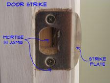 How To Fix a Door Knob Hardware Doors Repair Topics