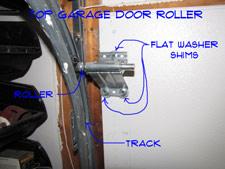 Adjusting A Binding Garage Door Garage Doors Doors