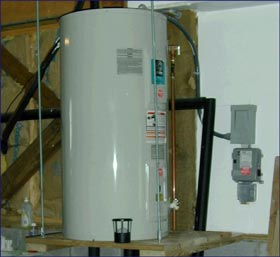 Electric Hot Water Heater Startup | Electric Water Heaters