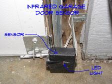 Garage Door Opener Sensors Wiring Issues
