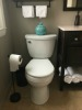 A toilet usually can leak at 4 main places. With a few tips and a few tools most of these leaks can be fixed without a repairman. Here are a few tips.
