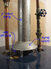 Gas Water Heater Vent Repair Gas Water Heaters Water