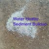 Sediment build up in your water heater can cause you problems. Is this an issue you can fix yourself?